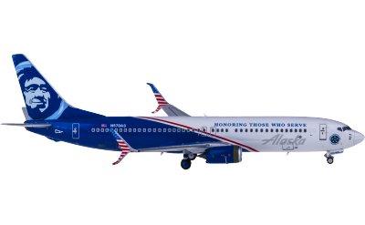 Alaska Airlines 阿拉斯加航空 Boeing 737-800 N570AS