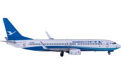 HYJLwings 1:400 XiamenAir 厦门航空 Boeing 737-800 B-7176