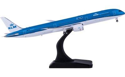 Phoenix 1:400 KLM 荷兰皇家航空 Boeing 787-10 PH-BKC 100周年