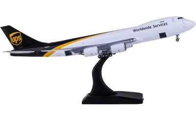 Geminijets 1:400 UPS 联合包裹公司 Boeing 747-8F N606UP 货机