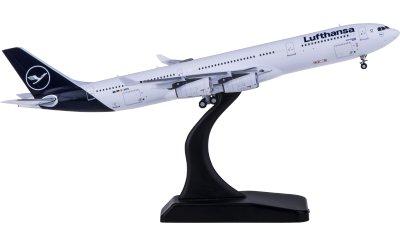 Geminijets 1:400 Lufthansa 汉莎航空 Airbus A340-300 D-AIFD
