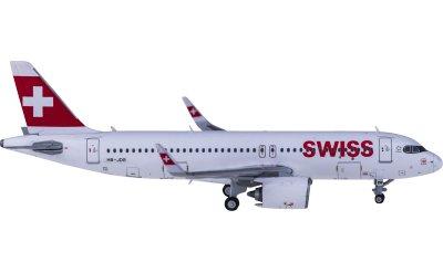 Swiss 瑞士国际航空 Airbus A320neo HB-JDB