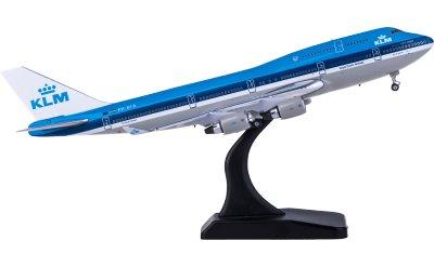 Phoenix 1:400 KLM 荷兰皇家航空 Boeing 747-400 PH-BFR
