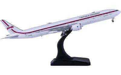 Phoenix 1:400 Garuda Indonesia 印度尼西亚鹰航 Boeing 777-300ER PK-GIG 印尼政府专机