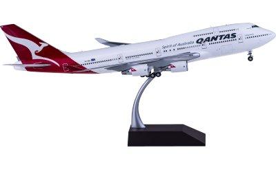 Qantas 澳洲航空 Boeing 747-400ER VH-OEH Hervey Bay