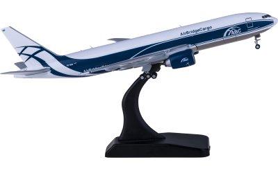 AirBridgeCargo 空桥货运航空 Boeing 777-200LRF VQ-BAO 货机