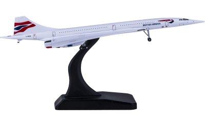 British Airways 英国航空 Concorde G-BOAB