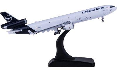 Geminijets 1:400 Lufthansa 汉莎航空 McDonnell Douglas MD-11F D-ALCD 货机
