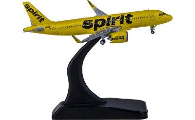 Spirit Airlines 精神航空 Airbus A320neo N902NK