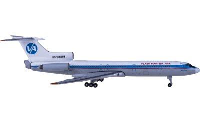 AeroClassics 1:400 Vladivostok Air 符拉迪沃斯托克航空 Tupolev TU-154B2 RA-85588