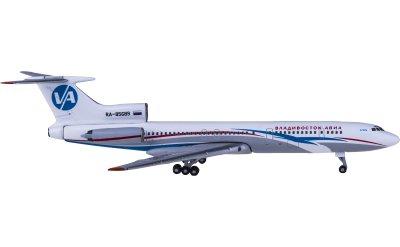 AeroClassics 1:400 Vladivostok Air 符拉迪沃斯托克航空 Tupolev Tu-154M RA-85689