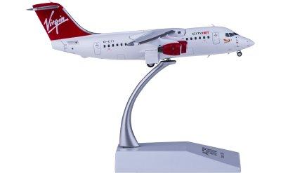 Virgin Express City Jet BAe 146-200A EI-CTY