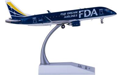 Fuji Dream Airlines 富士梦幻航空 Embraer ERJ-170 JA13FJ