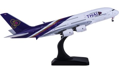 Phoenix 1:400 Thai Airways 泰国国际航空 Airbus A380 HS-TUC