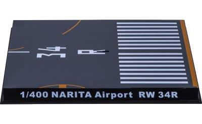 成田国际机场 34R跑道展示盒