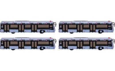 瑞士国际空港服务公司 机场巴士4辆