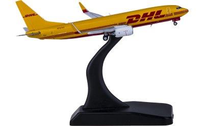 DHL 敦豪 Boeing 737-800 N737KT 货机