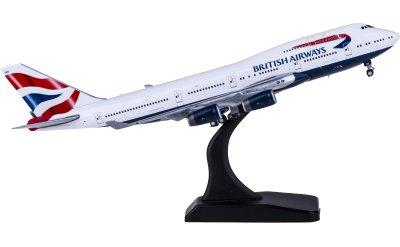 British Airways 英国航空 Boeing 747-400 G-CIVN
