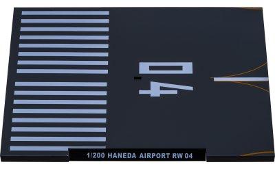 羽田机场 04跑道展示板