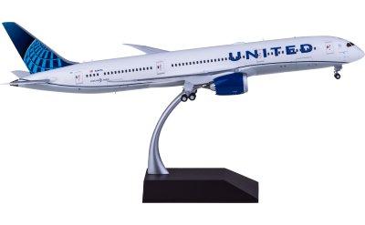 United Airlines 美国联合航空 Boeing 787-9 N24976
