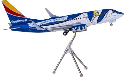 Southwest Airlines 美国西南航空 Boeing 737-700 N946WN 路易斯安娜一号