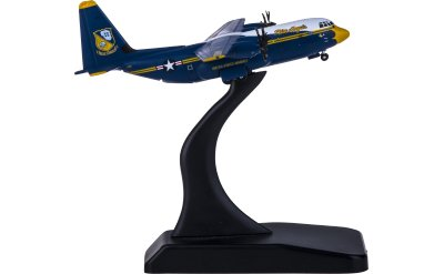 Geminijets 1:400 USMC 美国海军陆战队 Lockheed C-130J Hercules Blue Angels 170000