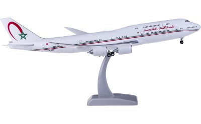 Boeing 747-8 CN-MBH 摩洛哥政府专机