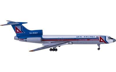 AeroClassics 1:400 Ural Airlines 乌拉尔航空 Tupolev Tu-154M RA-85807