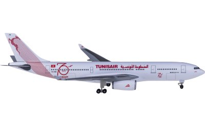 Tunisair 突尼斯航空 Airbus A330-200 TS-IFM