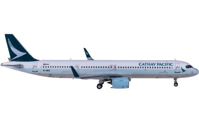 HYJLwings 1:400 Cathay Dragon 国泰港龙航空 Airbus A321neo B-HPD