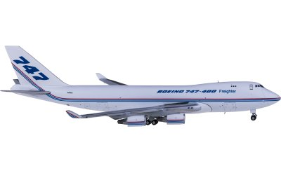 JC Wings 1:400 Boeing 747-400F N6005C 货机
