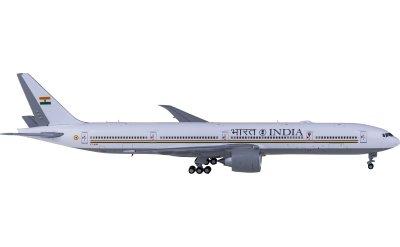 JC Wings 1:400 IAF 印度空军 Boeing 777-300ER VT-ALW 印度政府专机
