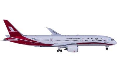 Phoenix 1:400 Shanghai Airlines 上海航空 Boeing 787-9 B-1113