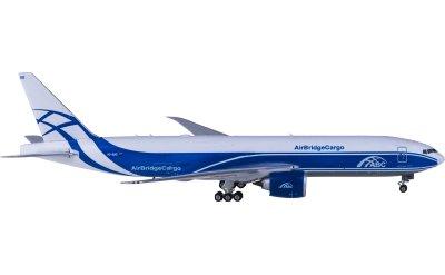 Phoenix 1:400 AirBridgeCargo 空桥货运航空 Boeing 777-200LRF VQ-BAO 货机