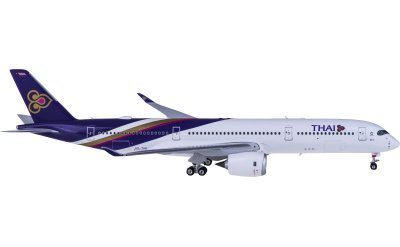 Phoenix 1:400 Thai Airways 泰国国际航空 Airbus A350-900 HS-THE