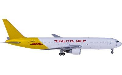 Phoenix 1:400 Kalitta Air 卡利塔航空 Boeing 767-300ER N762CK DHL 货机