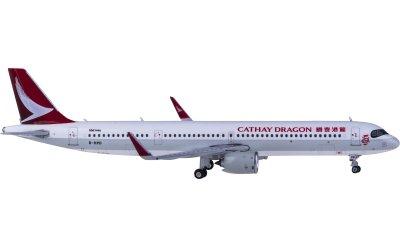 Phoenix 1:400 Cathay Dragon 国泰港龙航空 Airbus A321neo B-HPD