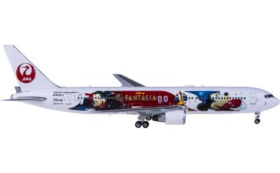 Phoenix 1:400 Japan Airlines 日本航空 Boeing 767-300ER JA622J FANTASIA 80年彩绘