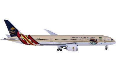 Phoenix 1:400 Saudia 沙特阿拉伯航空 Boeing 787-9 HZ-ARF G20彩绘
