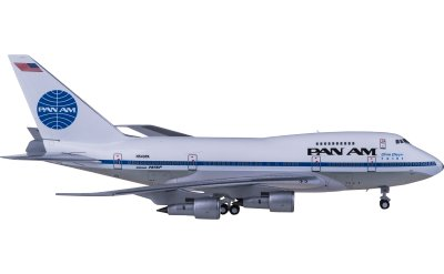 Ngmodel 1:400 Pan Am 泛美航空 Boeing 747SP N540PA China Clipper
