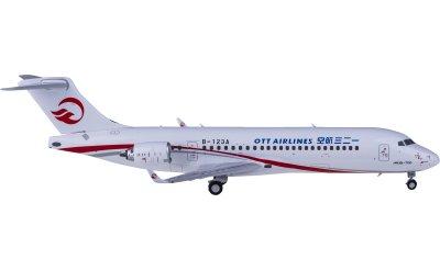 Ngmodel 1:200 OTT Airlines 一二三航空 Comac ARJ21-700 B-123A