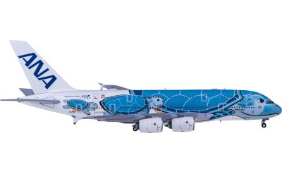 JC Wings 1:400 ANA 全日空 Airbus A380 JA381A Lani