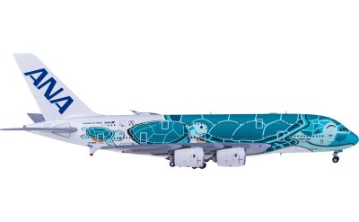 JC Wings 1:400 ANA 全日空 Airbus A380 JA382A Kai