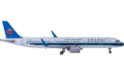 Phoenix 1:400 China Southern 中国南方航空 Airbus A321neo B-308D