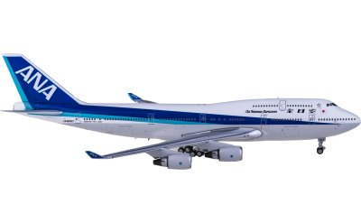 Phoenix 1:400 ANA 全日空 Boeing 747-400 JA8097