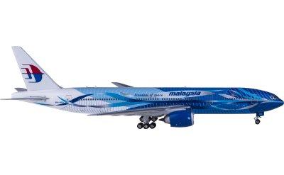 Phoenix 1:400 Malaysia Airlines 马来西亚航空 Boeing 777-200 9M-MRD 自由空间