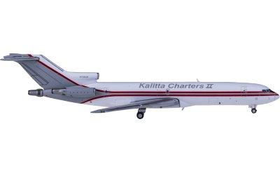Geminijets 1:400 Kalitta Air 卡利塔航空 Boeing 727-200 N726CK
