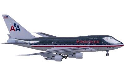 Ngmodel 1:400 American Airlines 美国航空 Boeing 747SP N601AA 747 LuxuryLiner