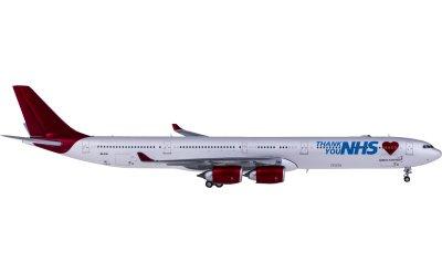 JC Wings 1:400 Maleth Aero Airbus A340-600 9H-EAL