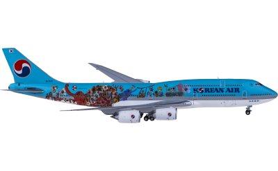 JC Wings 1:400 Korean Air 大韩航空 Boeing 747-8i HL7630